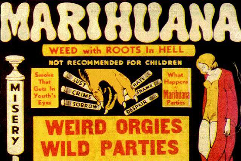 Reefer Madness Propaganda